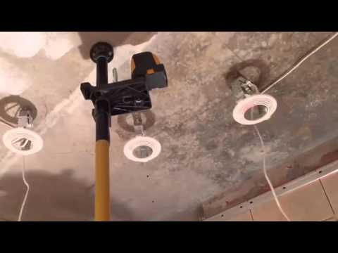 0 - Установка натяжної стелі у ванній