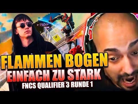 😳 So HAT DIE KARRIERE von DIESEM SPIELER BEGONNEN | FNCS Qualifier 3 Runde 1