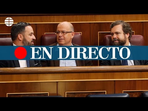 Congreso: Primera sesión de la XIII Legislatura, en directo