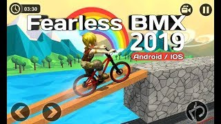 Online Games For Kids - Fearless BMX Rider 2019 - FUN GAMES FOR GIRLS