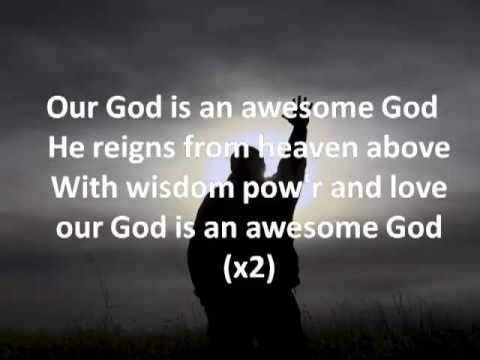 Awesome God by Michael W. Smith - lyrics