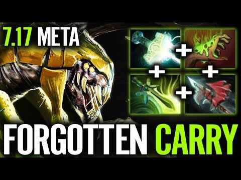 Carry Venomancer is Back! - Support with Carry Build is the New Way to Play Dota 2
