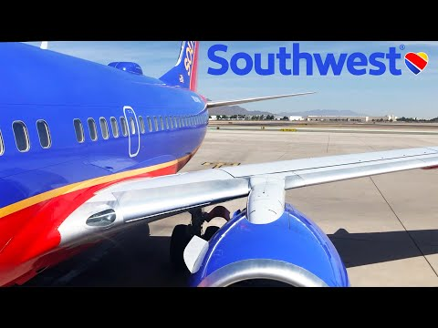 TRIP REPORT: Southwest Airlines | Boeing 737-700 | El Paso - Dallas Love Field | Economy