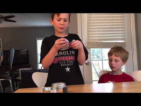 Crazy Aaron's Magnetic Thinking Putty.