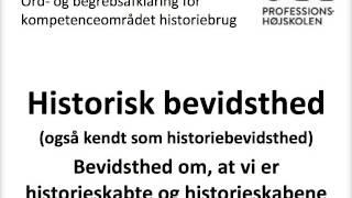 Historisk bevidsthed