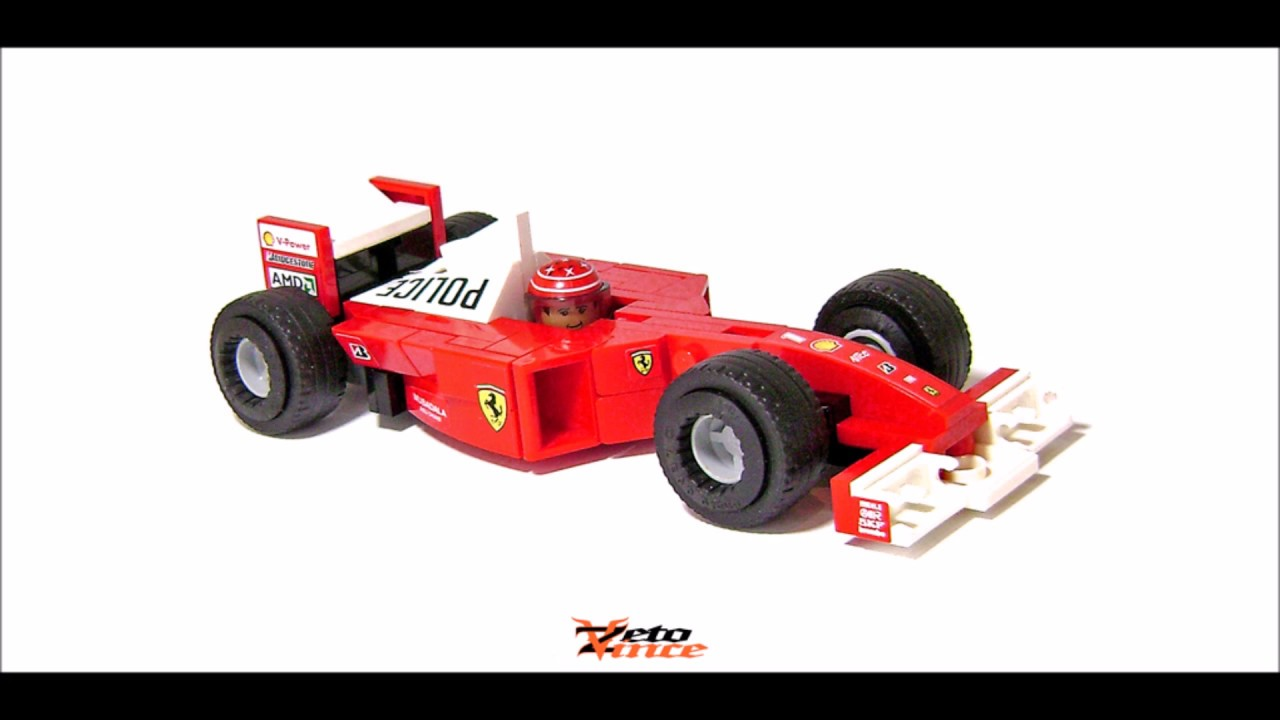 lego formula 1 tutorial youtube. Black Bedroom Furniture Sets. Home Design Ideas