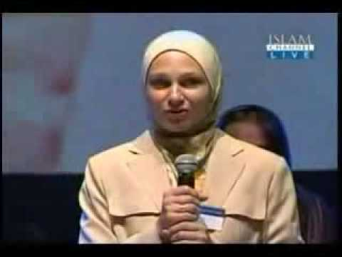 WHY Christians German Lady convert to ISLAM