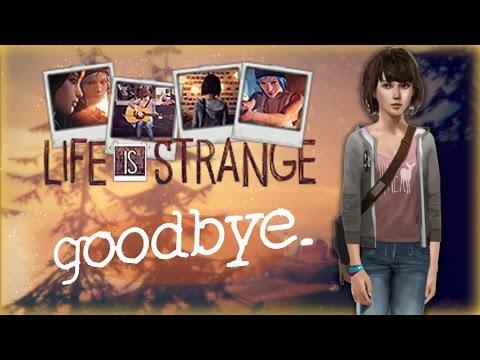 Life is Strange || Goodbye || Tribute || Part 1 || Goodbye (feat. Soap&Skin) - Apparat