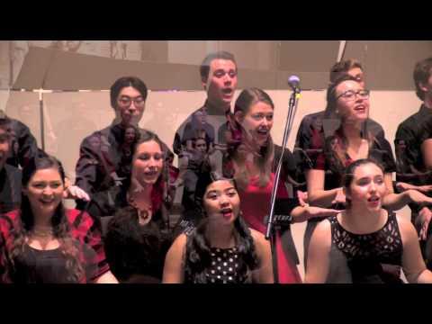 Saint Mary's Glee - Shambala - Dec 2014