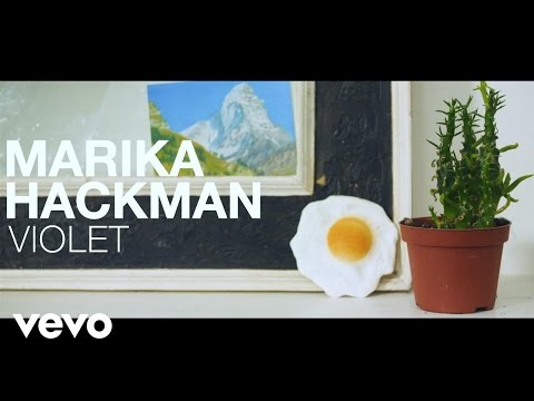 Marika Hackman - Violet (Live From Marika's Bedroom)