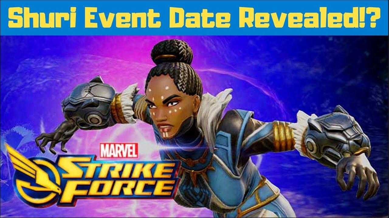 Msf Legendary Event Schedule