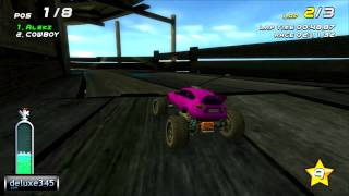 Smash Cars Gameplay (PC HD)
