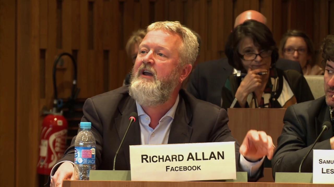richard allan facebook
