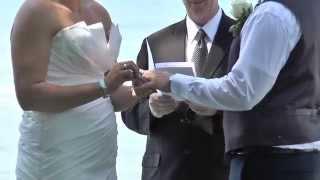 kristin lucas teague wedding ceremony