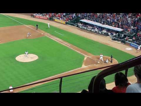 Joey Gallo hits walk-off home run