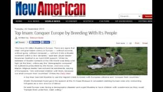 Top Imam: Conquer Europe by Breeding With Its People