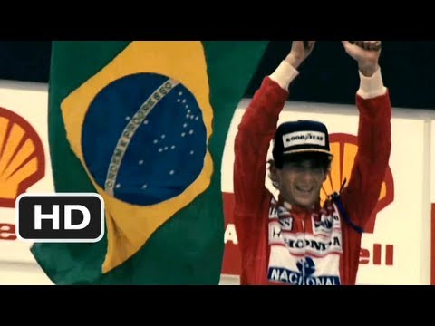 Trailer do filme Ayrton Senna
