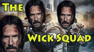 Wick Squad ft. TheDevilDogGamer & Klean_Uppguy - Escape From Tarkov