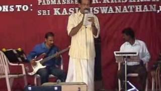 U V Suresh sings