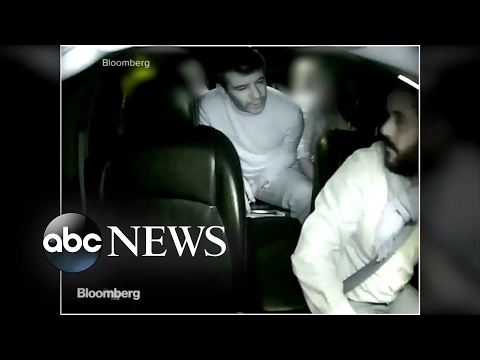 Thumbnail: Uber CEO apologizes for newly released video