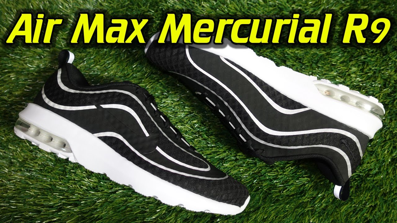 half off 995bc cf394 Nike Air Max Mercurial 98 - Review + On Feet - YouTube