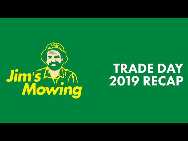 Jim's Mowing Trade Day Recap held at the Jim's Headquaters | 131 546 |