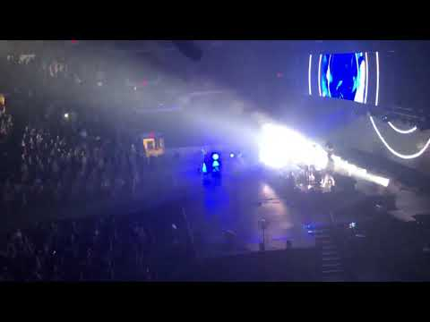 "Chris Tomlin ""Our God"" Live UW-Milwaukee Panther Arena 2019 Wisconsin Holy Roar Tour March"