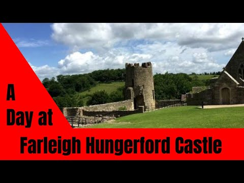 Farleigh Hungerford Castle - Castles to visit near London