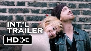 A Long Way Down Official International Trailer #1 (2014) - Aaron Paul, Imogen Poots Movie HD