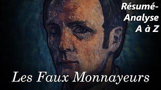 André Gide, Les Faux-Monnayeurs - Résumé analyse illustré