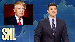 Download Weekend Update: A Look Back at Trump's Presidency - SNL