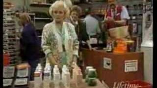"Golden Girls ""Condom"" Skit"