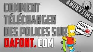 [TUTO] ► TÉLÉCHARGER DES POLICES GRATUITEMENT