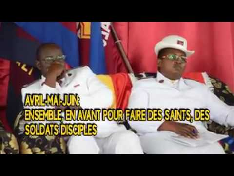 The Salvation Army in Congo is Mobilising!
