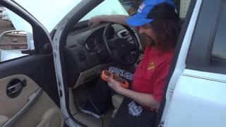 bears head gasket sealer vs 2006 chevy equinox video 1