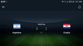 Argentina 🇦🇷 vs Croatia 🇵🇾 World Cup 2018 live stream 🔴