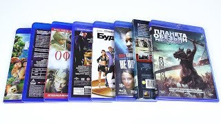 Пополнение коллекции #6 - Blu-ray фильмы