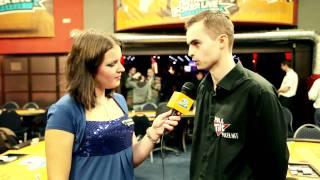 Betfair Poker Live! Prague — 2nd Day Main event. Martin Kabrhel ENG