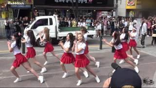 """Амазонки - Шпильки. Танцует корейский """"Проект Реальные девочки"""""""