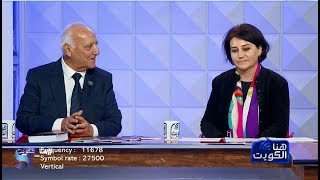 Yaqub Mahmudov Küveyt televiziyasında (Scope TV)