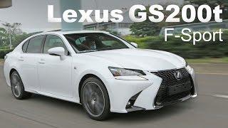 渦輪主導 Lexus GS200t F-Sport