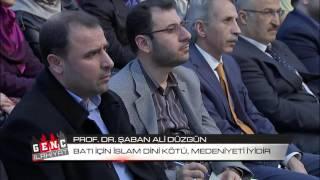 Gen lahiyat - ProfDr aban Ali Dzgn - Frat niversitesi
