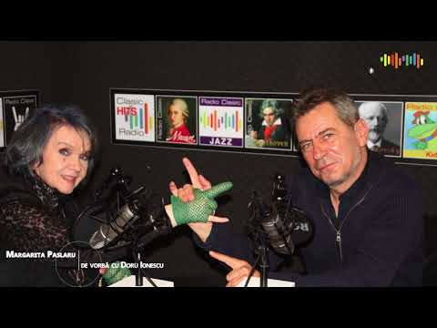 Margareta Paslaru de vorbă cu Doru Ionescu