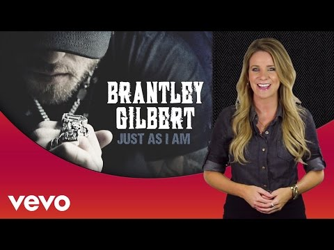 """Details on Brantley Gilbert's New Album """"Just As I Am"""" (Spotlight Country)"""