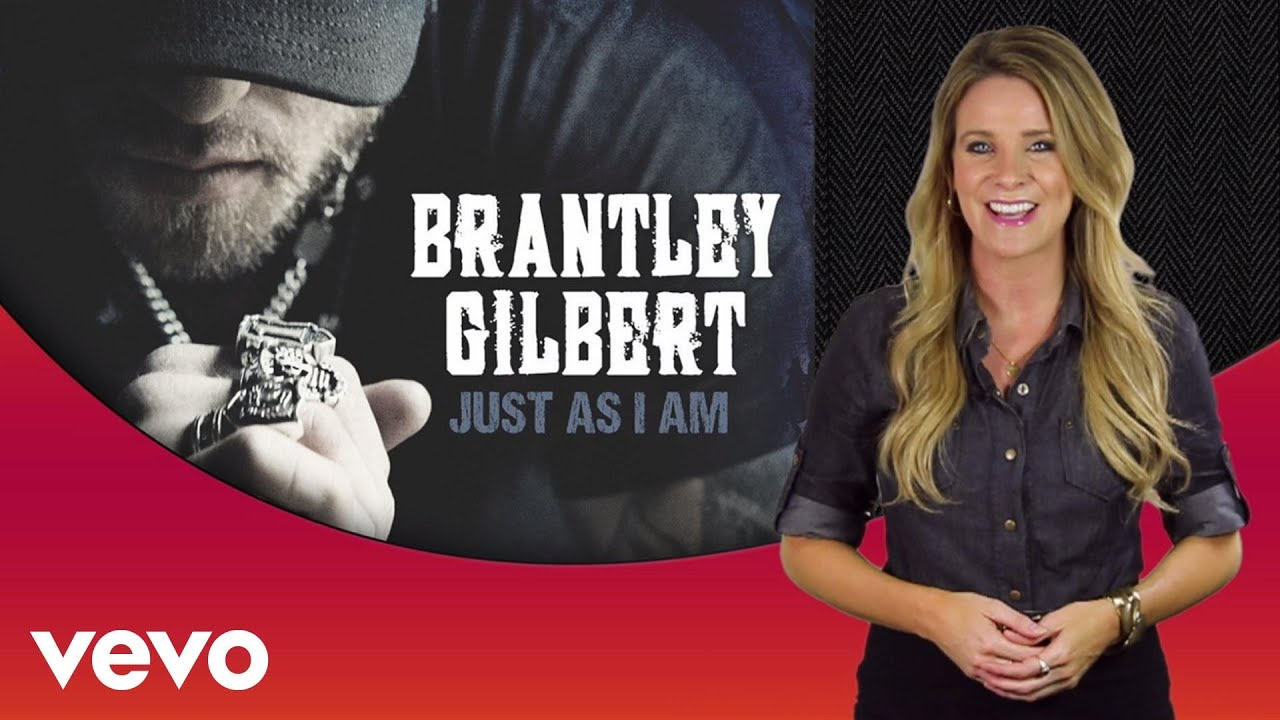 """Details on Brantley Gilbert's New Album """"Just As I Am ..."""