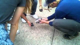 iPhone 4S vs Samsung Galaxy 2 Drop Test