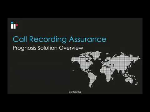 Contact center compliance and call recording assurance EMEA Timezone