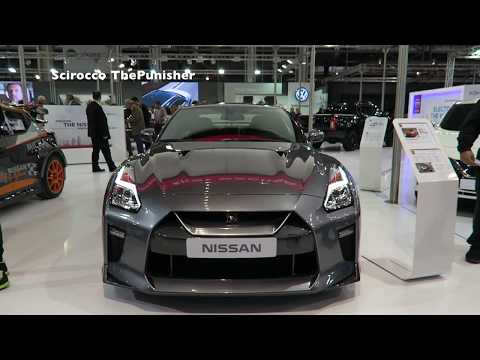 NEW 2019 Nissan GT-R Black Edition!!