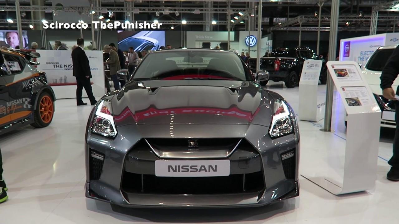 New 2019 Nissan Gt R Black Edition Youtube