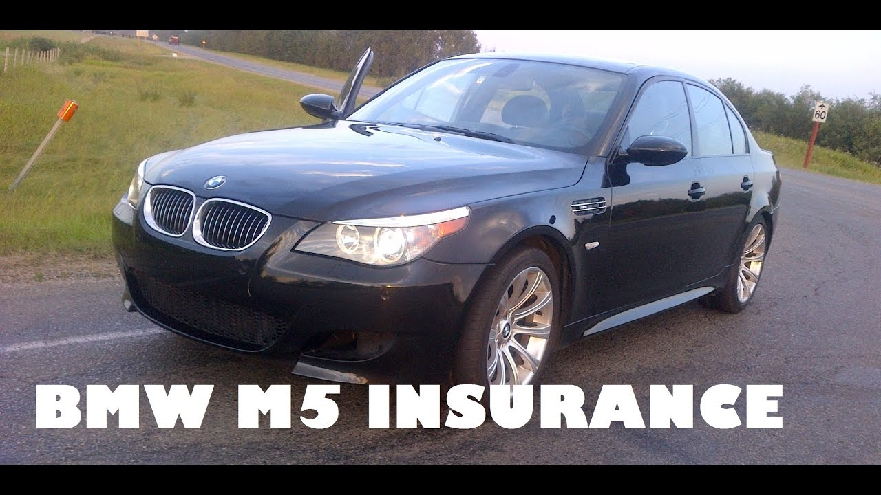 how much is insurance on my bmw e60 m5 youtube. Black Bedroom Furniture Sets. Home Design Ideas
